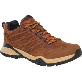 The North Face Hedgehog Hike II GTX Shoes Herre Timber Tan/India Ink